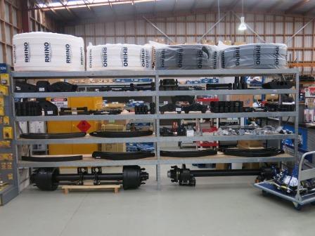 RM Series 80 Shelving System   MDF Shelves